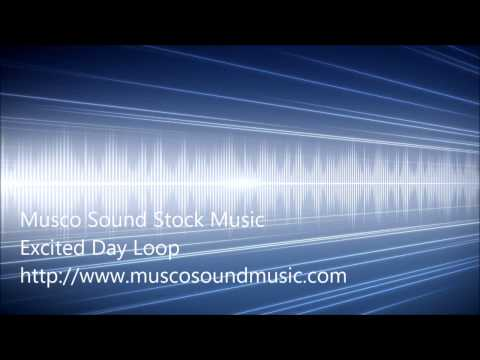 Simple Dreamy Stock Music- Excited Day Loop video