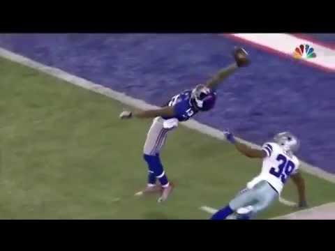 [SPORT VINE] Odell Beckham Jr. Just made the most amazing catch ever