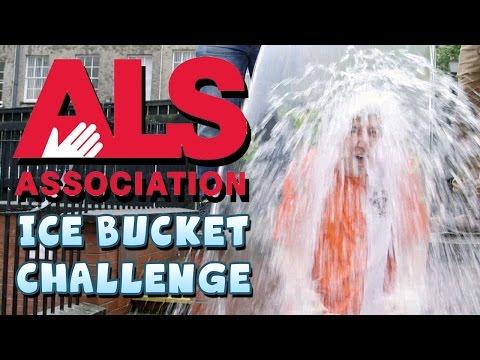 ALS Ice Bucket Challenge At Yogtowers
