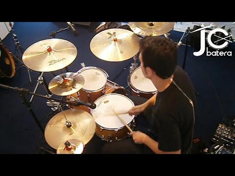 Deus da Minha Vida - Thalles - JC Batera (Drum Cover)