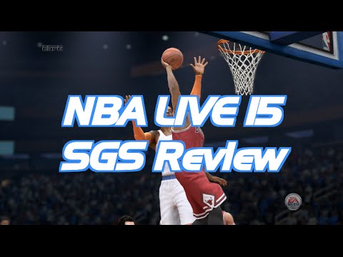SportsGamerShow - NBA Live 15 Review
