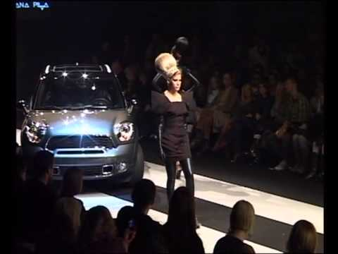 Ivana Pilja Belgrade fashion week