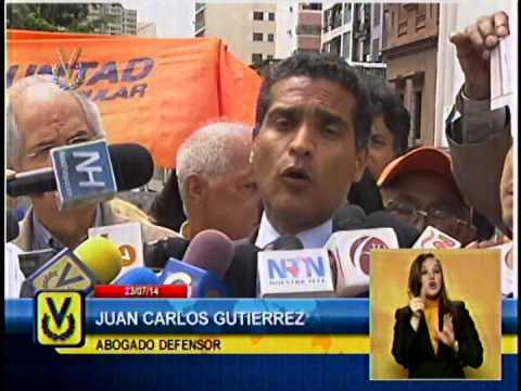 Este miércoles inicia juicio contra Leopoldo López