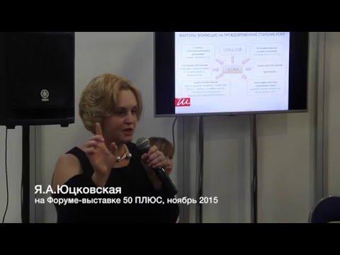 Яна Юцковская о безоперационных методах омоложения лица