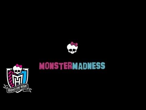 Monster Madness Teaser   Monster High