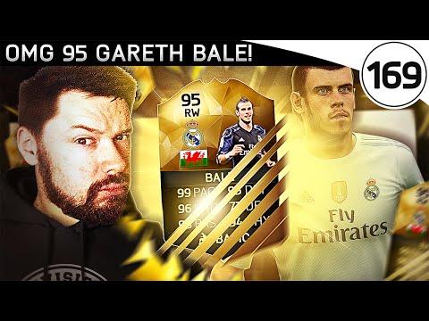 OMG 95 GARETH BALE! - FUT DRAFT TO GLORY #169
