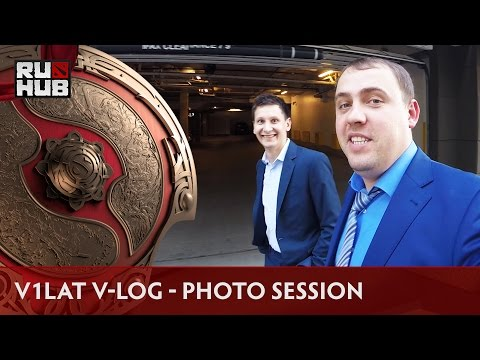 v1lat V-LOG - photo session @TI6