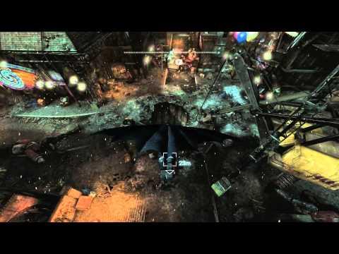 Прохождение игры Batman Arkham City часть 16