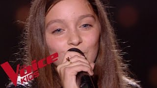 Frank Sinatra - Fly me to the moon | Irma | The Voice Kids France 2018 | Blind Audition