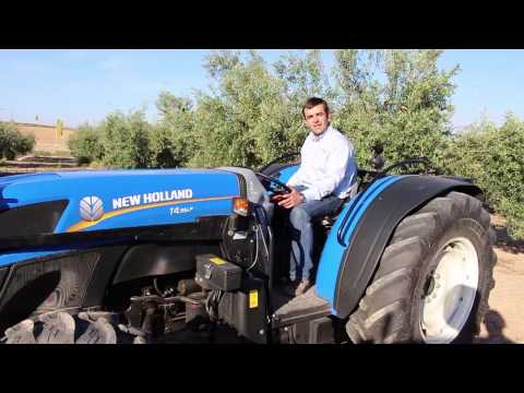 New Holland T4 LP  Review