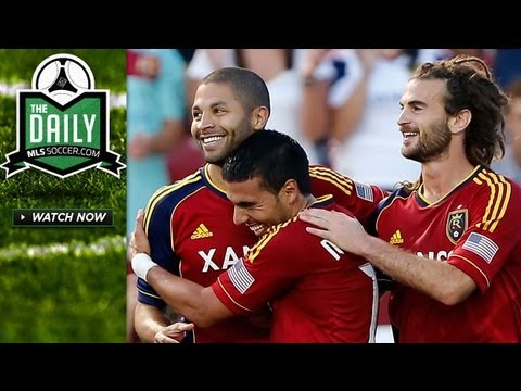RSL in CCL, COL New Player, Howard's Everton - The Daily 8/21