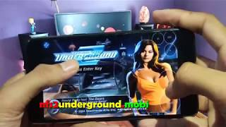 Need For Speed Underground 2 Android & iOS - Need For Speed Underground 2 Mobile Download
