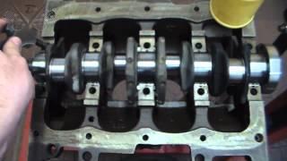 Oficina Mecânica - 13-12-2014 - Montagem do Motor - Uno 1.0 8v. Fire Flex 2007 - Pt1