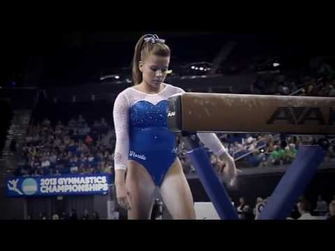 Florida Gator Gymnastics - War of Inches