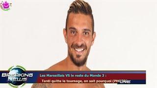 LES MARSEILLAIS VS LE RESTE DU MONDE 3 :   TANTI QUITTE LE TOURNAGE, ON SAIT POURQUOI (PHOTO)