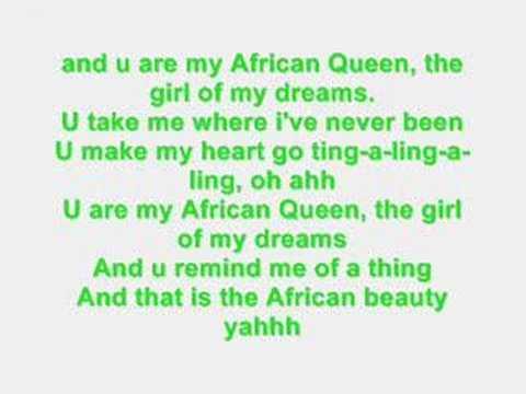 2Face Idibia – African Queen Lyrics | Genius Lyrics