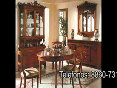 Muebler a arte mueble excelencia youtube - Busco muebles antiguos ...