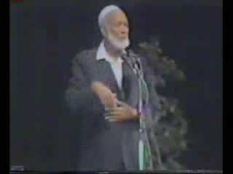The Name Of God Is Allah Even In The Bible - Ahmad Deedat video