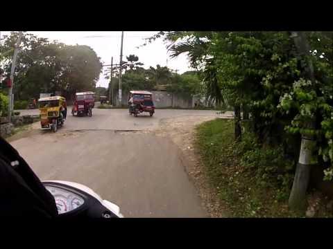 Cemetery ride at Bohol island