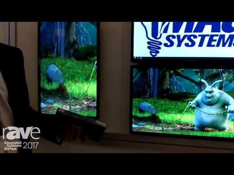 ISE 2017: IMAG Systems Exhibits Thunder 4K Networked Video