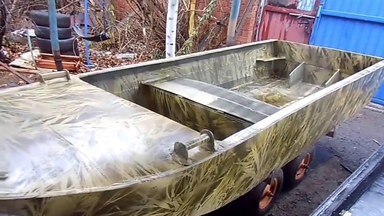 Лодка полиэтиленовая своими руками 73
