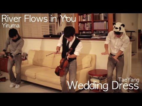 River Flows in You - Yiruma Wedding Dress - Taeyang (Jun Sung...