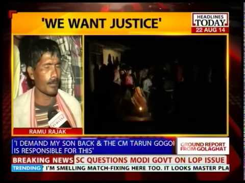 Exclusive: 'Assam police firing to kill, not defence'