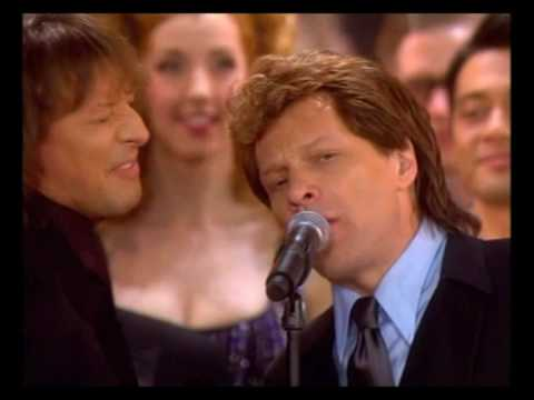 Bon Jovi & Various - Let It Be Music Videos