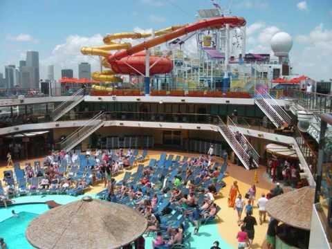 Carnival Breeze Cruise (Part I) - April 2014