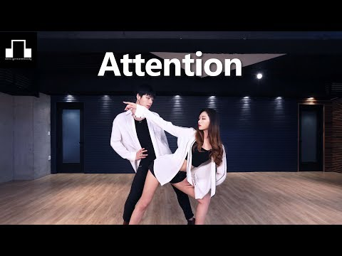 Charlie Puth - Attention / dsomeb Choreography & Dance