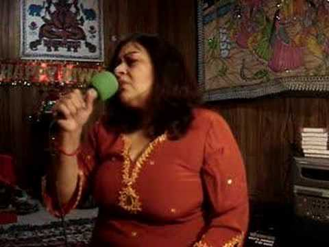 In Aankhon Ki Masti-Umrao Jaan-Jyoti Singing
