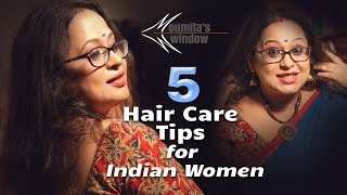 5 Hair Care Tips for Indian Women