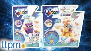 Power Dough Unicorns and Funny Pets from Canal Toys