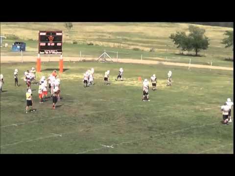 Yale High School Practice September 8, 2014