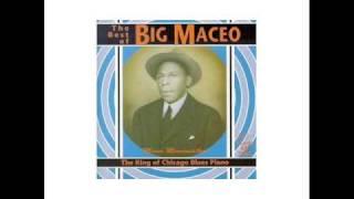 Watch Big Maceo Worried Life Blues video