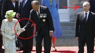 NO Creerás la Impactante Razón por la que Vladimir Putin Evitó Contacto con la Reina Isabel
