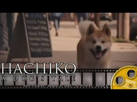 Movie Review | Hachiko: A Dog's Tale (2009/J)