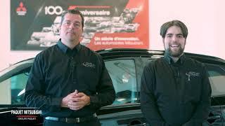 Paquet Mitsubishi Outlander Black Edition