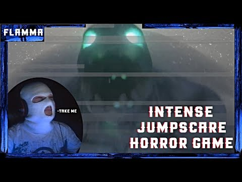 THIS HORROR GAME IS INTENSE !! Amberskull Gameplay Horror games W/ Flamma