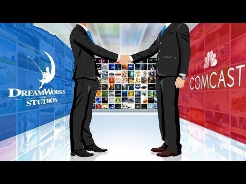 Comcast to Buy DreamWorks Animation for $3.8 Billion