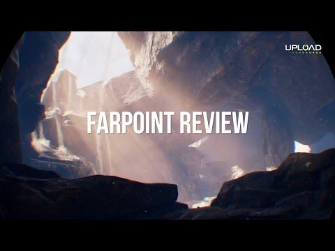 Farpoint Video Review (Impulse Gear) - PSVR, Aim Controller
