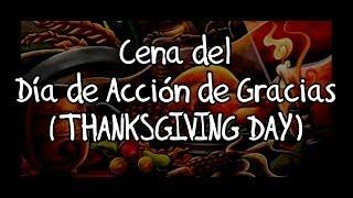 THANKSGIVING DAY - Consejos para la cena del Día de Acción de Gracias