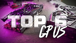 Top 6 NEW & USED Graphics Cards to BUY in LATE 2018!