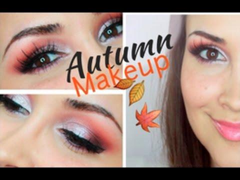 METALLIC Autumn Makeup