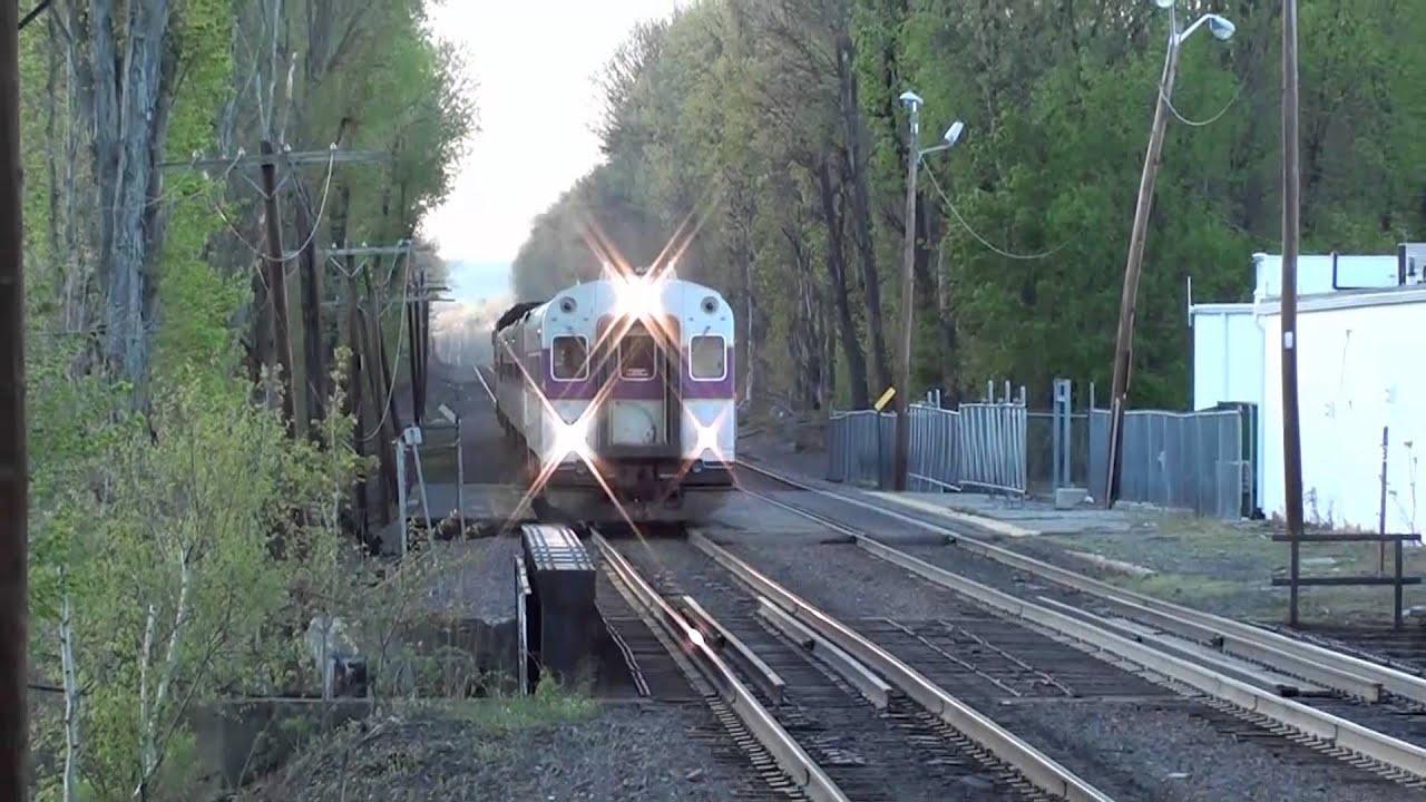 Train Video For Suzzex Mbta Commuter Train 1006