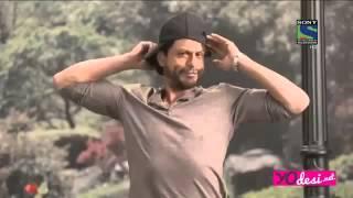 Funny Shahrukh Khan at Filmfare awards 2016