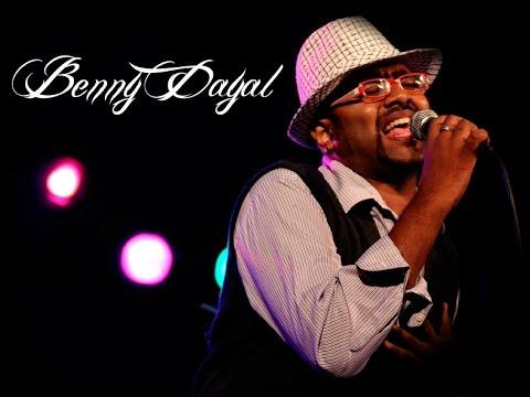 Lat Lag Gayi | Benny Dayal Live | Evolve | Cognizant Hyderabad