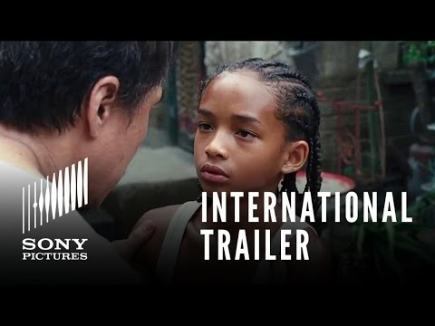 Watch the new THE KARATE KID International Trailer