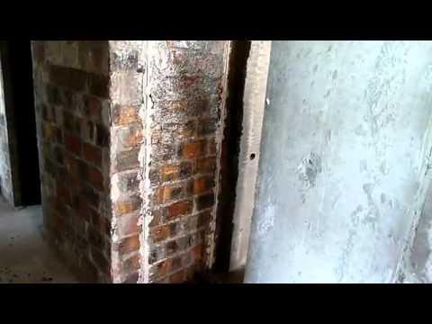 Штукатурка цементным раствором своими руками