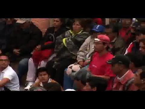 La historia del Ecuavoley